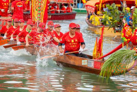 Chinese Dragon Boat Festival (Origins and Traditions)