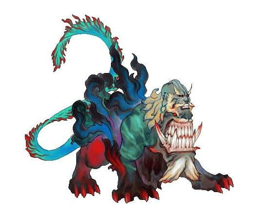 The Four Evil Creatures of Chinese Mythology – Taowu