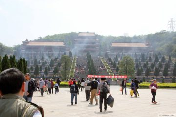 The Ching Ming Festival is considered one of the most important festivals in Chinese culture. Yes, it