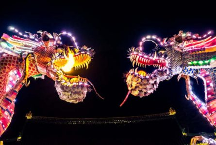 Chinese dragons - Origin and their Use in Modern China