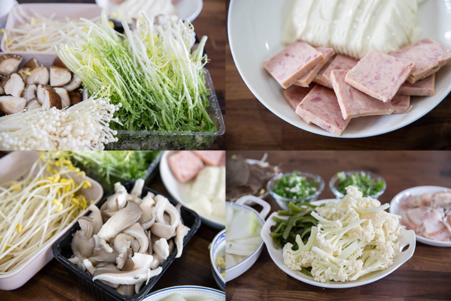 hot pot ingredients|chinasichuanfood.com