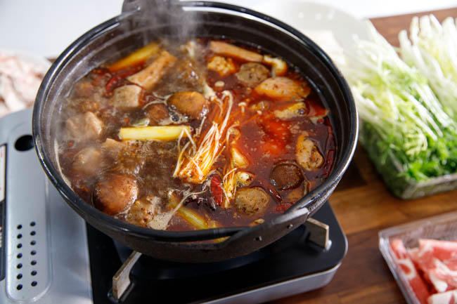 how to make hot pot at home|chinasichuanfood.com