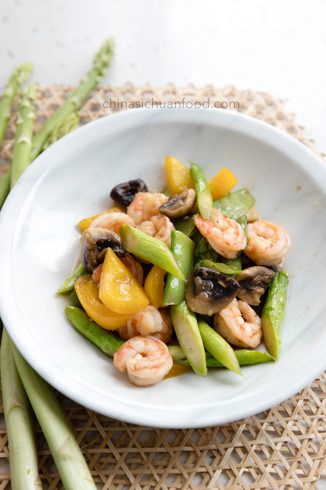 Shrimp and Vegetable Stir Fry 6