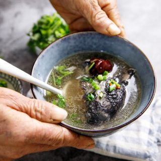 silkie chicken soup|chinasichuanfood.com