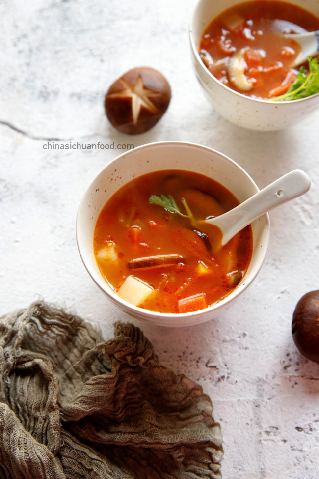 vegetable abc soup|chinasichuanfood.com