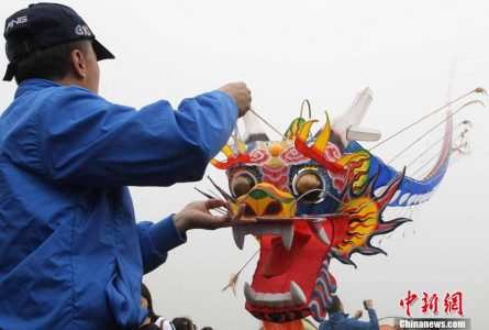 Historical and Modern Facts about Chinese Kites
