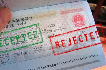 All visitors traveling to mainland China require a Chinese visa, which should be obtained in advance. To obtain a China visa you must appear at the Consulate in person or apply through an authorized visa agency. Request by mail is not accepted. Visas are issued with specific type relevant to your major purpose of visit. There are 16 major types, which are respectively marked with Chinese phonetic letters L, M, F, Z, X1, X2, S1, S2, Q1, Q2, C, J-1, J-2, G, D, and R.